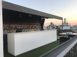 Bar at Eurostars Sevilla boutique Hotel
