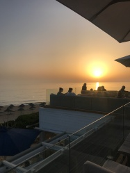 Sunset in the Algarve