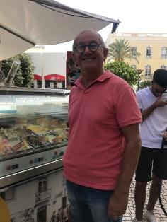 Ice cream, Lagos Portugal