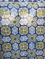 Tiles in Caldas Da Rainha