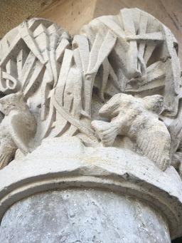 Organic mouldings at El Capricho de Gaudi
