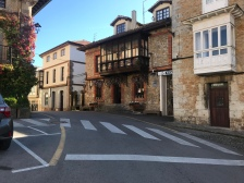 Pretty Comillas village