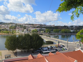 View over the River Mondego