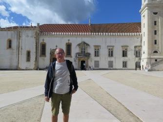 Coimbra University complex