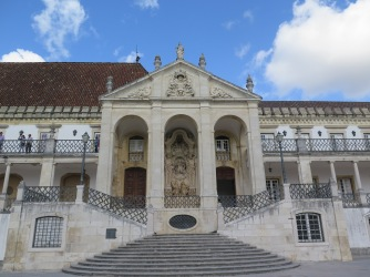 The Royal Palace at Coimbra University