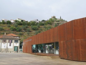 Tourist office at Lamego