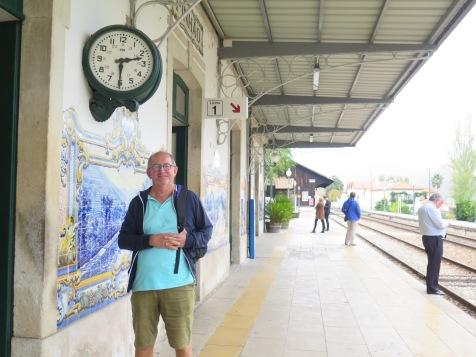 Pinhão train station