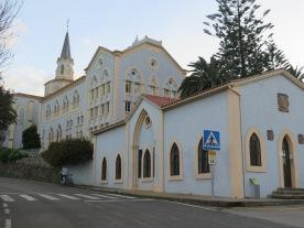 Cistercian Santa Maria monastery of Viaceli Cobreces.