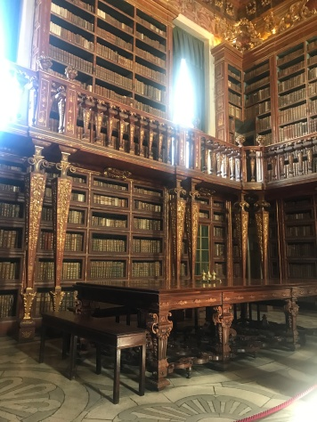 Joanina Library, Coimbra University