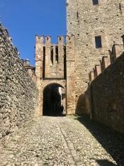 Vigoleno, Italy