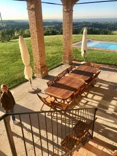 Ca de poi, the villa for the wedding