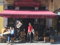 Milan food scene