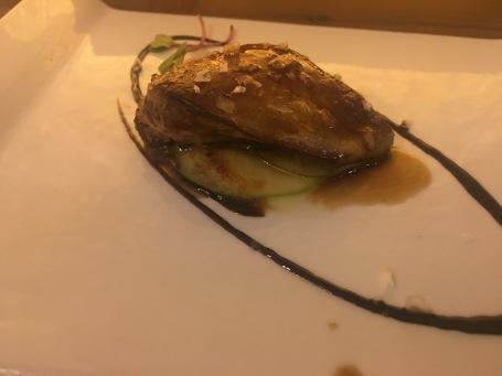 Foie at Gure-Toki, Bilbao
