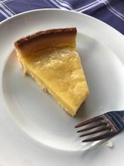 Lemon Tart in Getaria