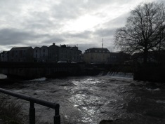 Corrib River, Galway city
