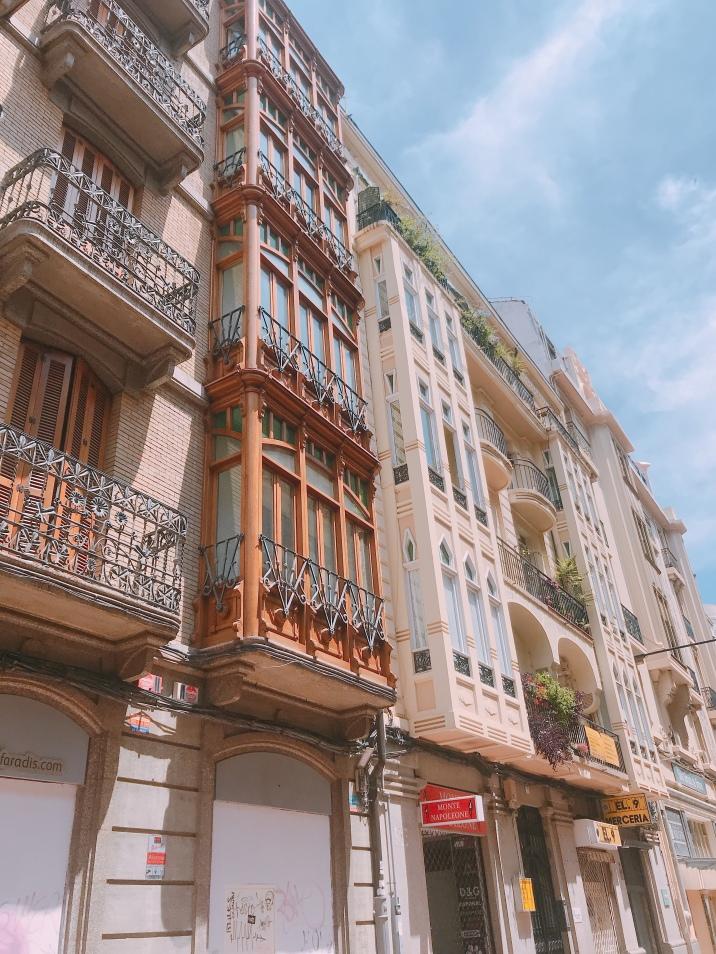 Beautiful architecture Logroño