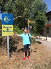 Camino walker