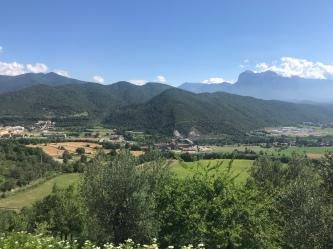 View from Sieste, Spain