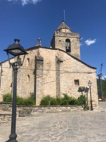 Sieste, Spain