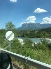 River Cinca, Spain