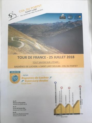 Tour de France - Saint-Lary-Soulan