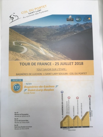 Tour de France - Saint-Lary-Soulan