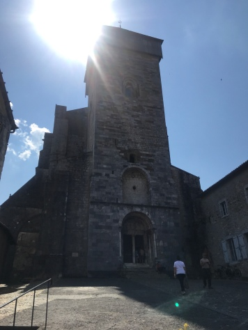 Saint Marie Cathedral of the Pyrenees