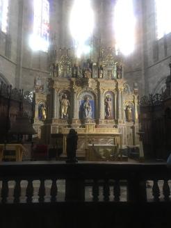 Cathedral Saint Marie -Saint-Bertrand-De-Comminges