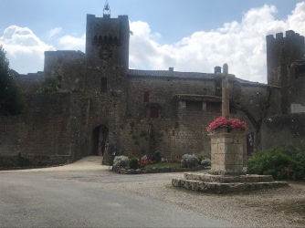 Larressingle, France