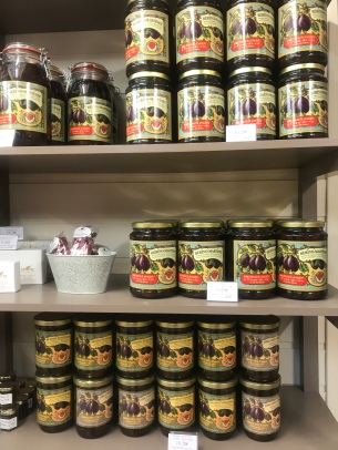 Prune Jams in Lafitte-Our-Lot, France