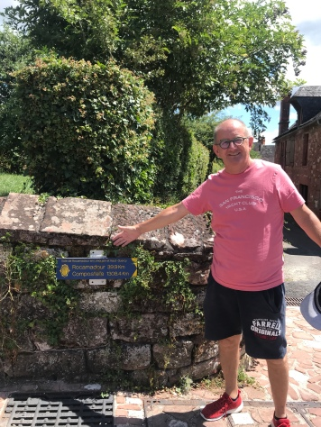 guess what we spot in Collonges-la-Rouges, France
