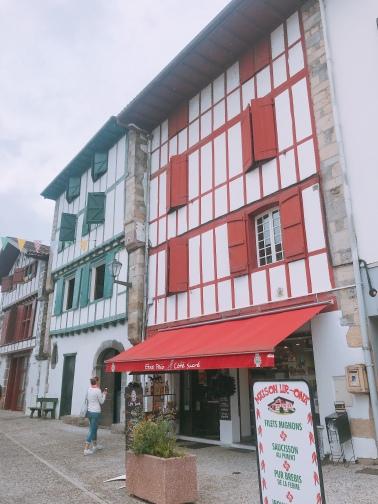 Espelette, France