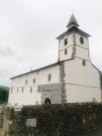 Church of Saint-Fructueux,Itxassou