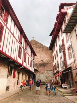 St Jean-pied-de-Port, France
