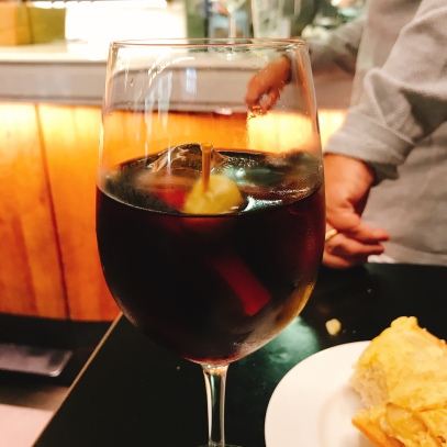 Vermut(house made) in Pamplona , Spain