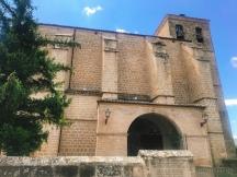 Church in Villatuerta, Spain