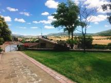 View from Villatuerta, Spain