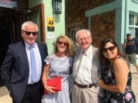 Alan, Helen, Pap and Rose